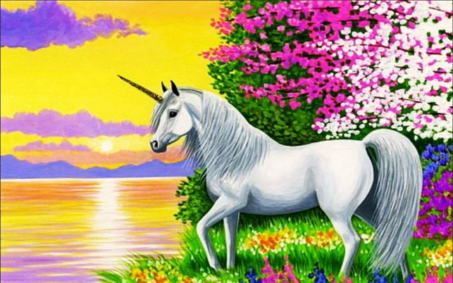 Unicorns Paradise wallpapers and stock photos