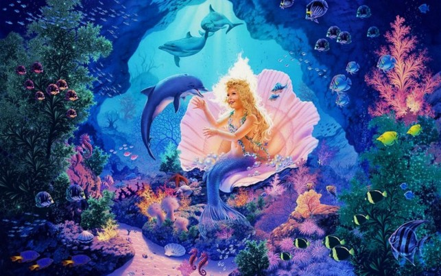Random: Little Mermaid Princess