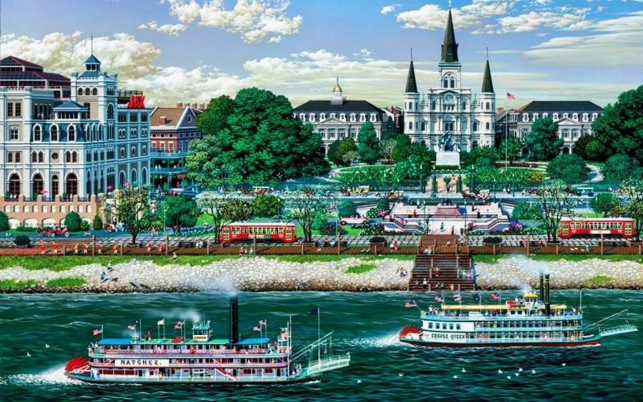 Previous: Jackson Square New Orleans