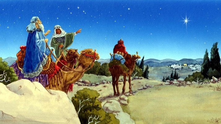 Previous: The Star Of Bethlehem