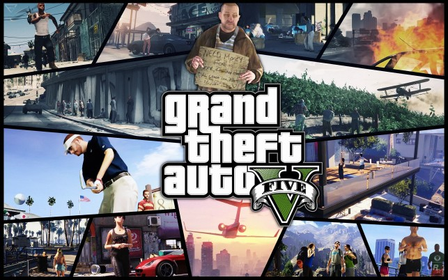 Grand Theft Auto 5 wallpapers and stock photos