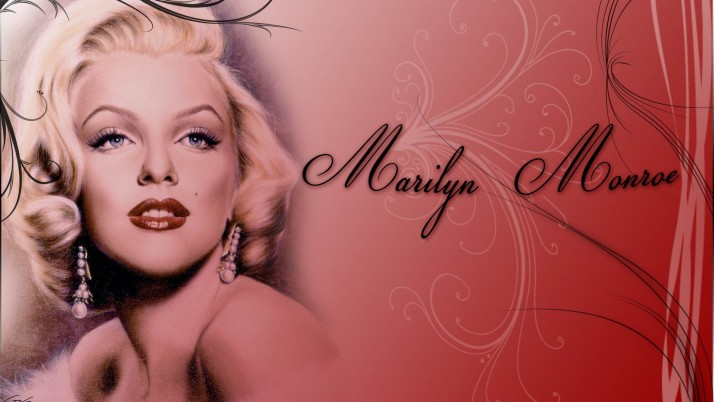 Marilyn Monroe Mirada hermosa wallpapers and stock photos