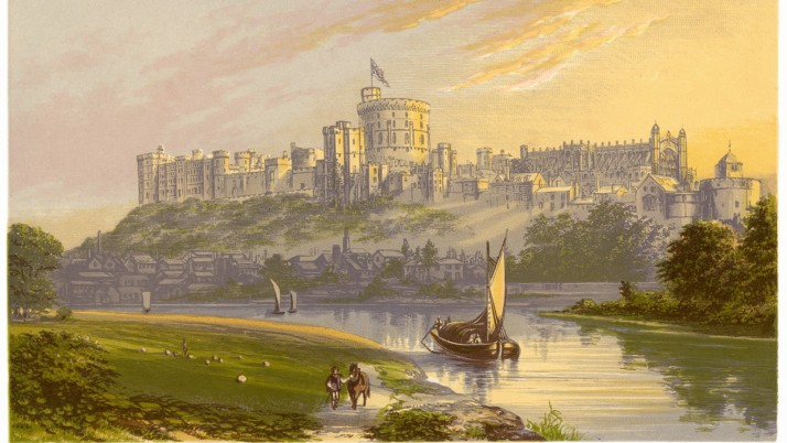History Windsor Castle England wallpapers and stock photos