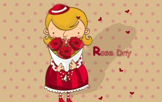 Next: Rose Day