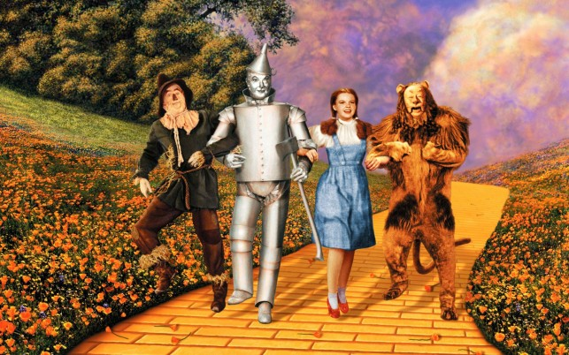 Wizard Of Oz One wallpapers and stock photos
