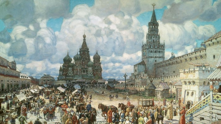 Festival Red Square Moscow wallpapers and stock photos