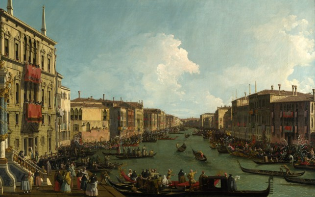 Random: Regatta Grand Canal Two