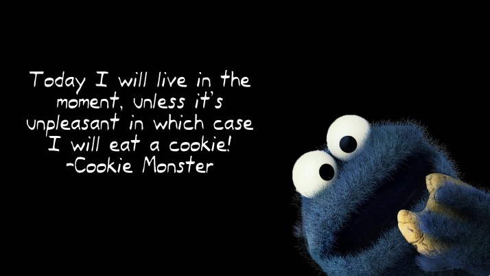 Cookie Monster Eight wallpapers and stock photos