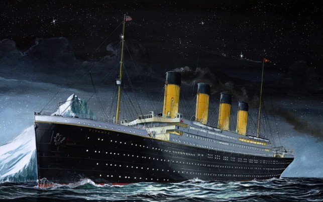 impresionante Titanic wallpapers and stock photos