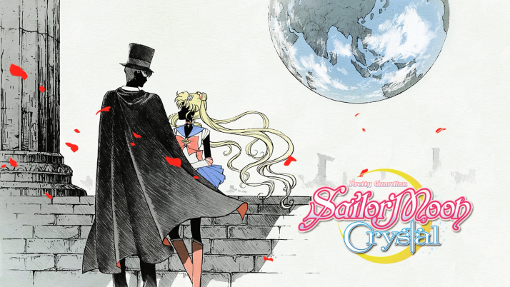 Sailor Moon Crystal Three wallpapers and stock photos