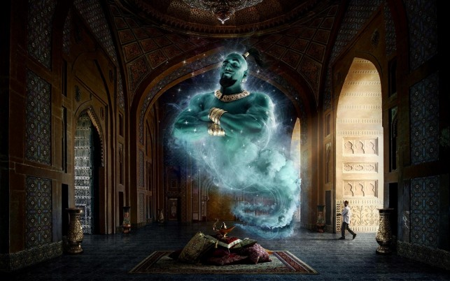 Magic Genie wallpapers and stock photos