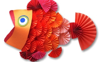 Paper Fish wallpapers and stock photos