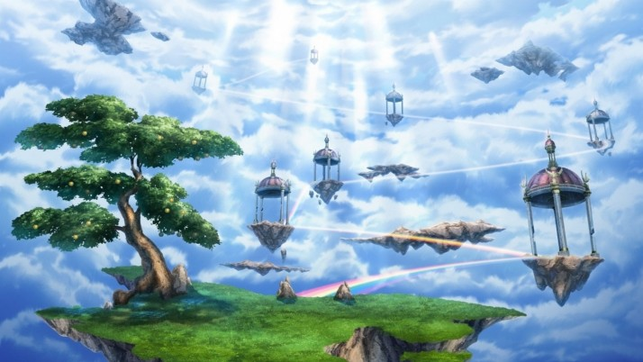 Rainbow To The Sky wallpapers and stock photos