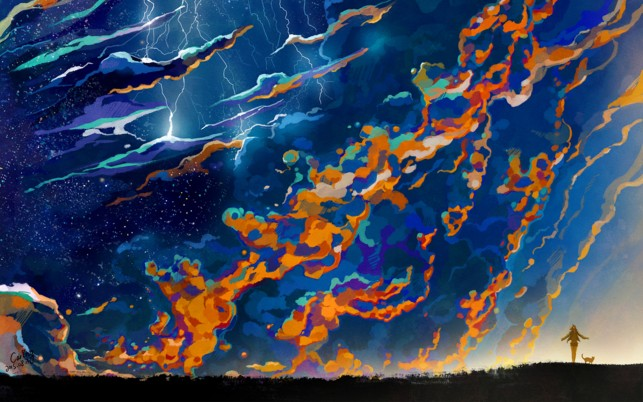 Lightning & Thunder wallpapers and stock photos