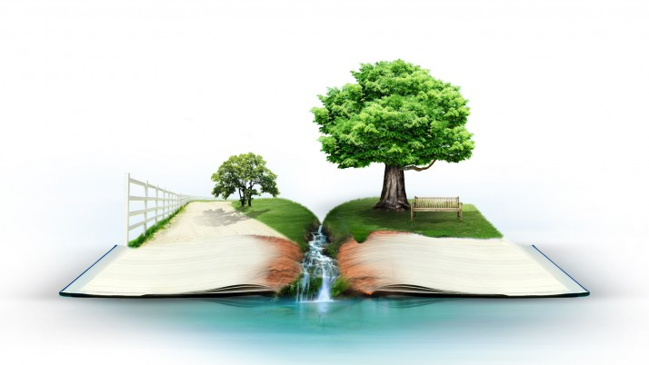 Nature Book wallpapers and stock photos