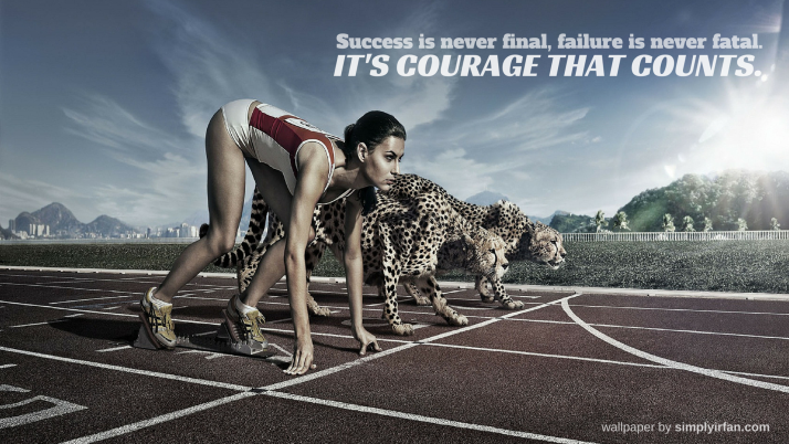 Courage wallpapers and stock photos