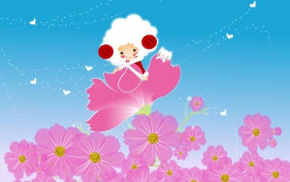 Flowers Sprite wallpapers and stock photos