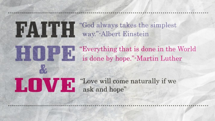 Faith Hope & Love wallpapers and stock photos