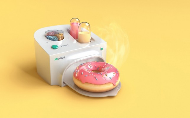 Next: Donut Maker