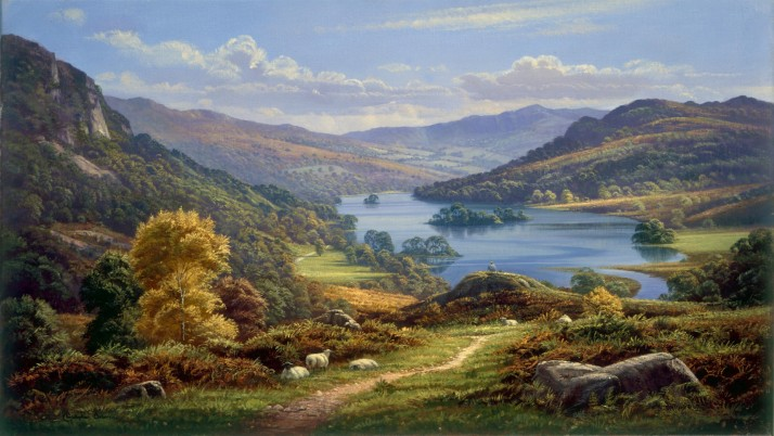 Random: Lake District England