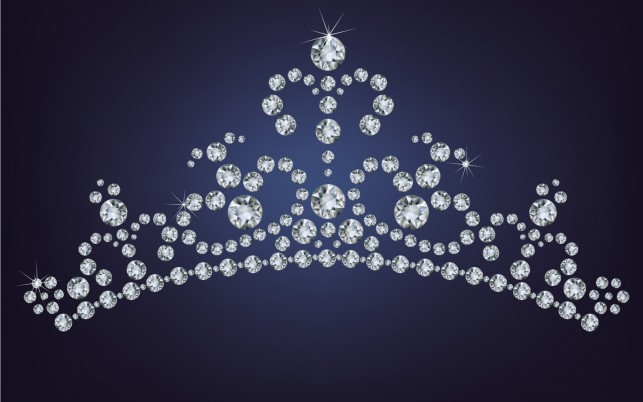 Diamond Tiara wallpapers and stock photos