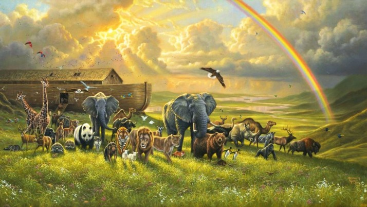 Noahs Ark Nine wallpapers and stock photos