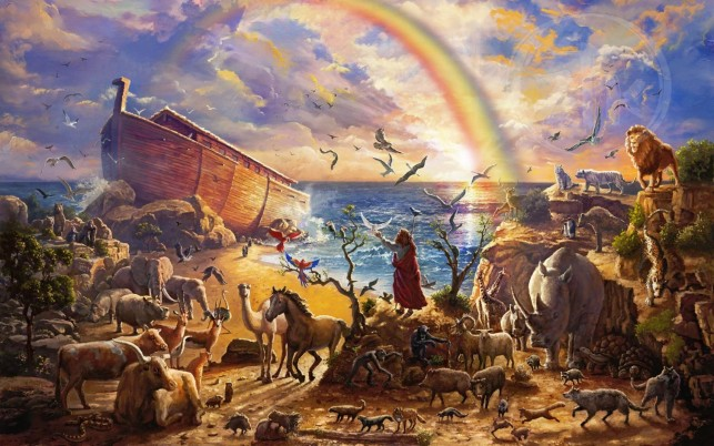 Noahs Ark Eight wallpapers and stock photos