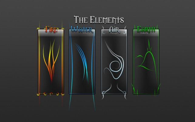 The Elements wallpapers and stock photos
