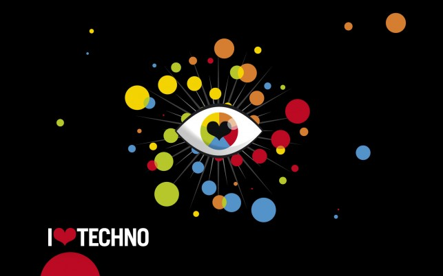 Techno Nine wallpapers and stock photos