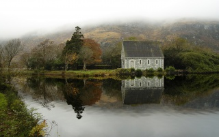 Gougane Barra wallpapers and stock photos
