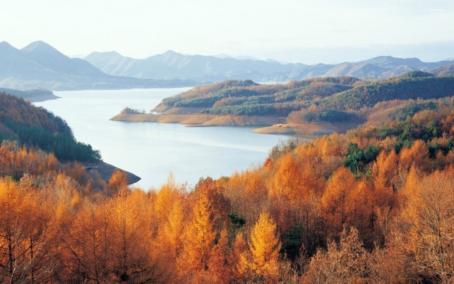 Previous: Chungjuho Lake South Korea