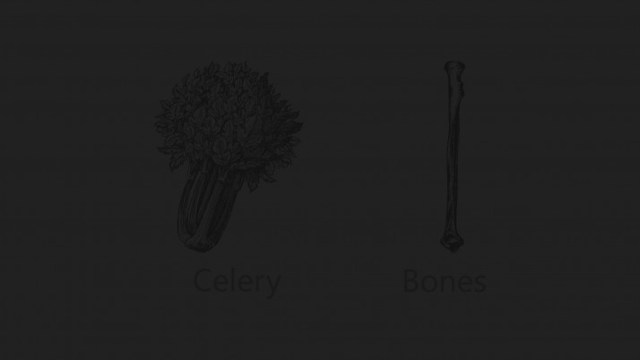Celery Bones wallpapers and stock photos