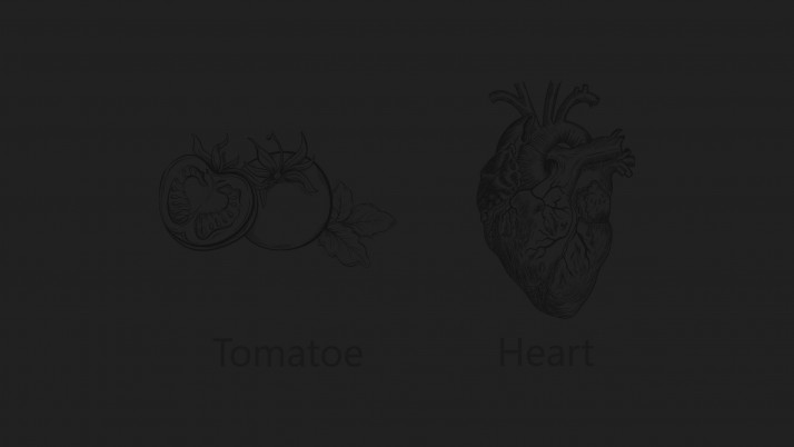 Tomatoe Heart wallpapers and stock photos