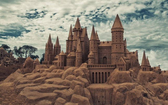 Previous: Sand Castle One