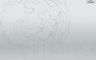 Grey Mozilla Firefox wallpapers and stock photos
