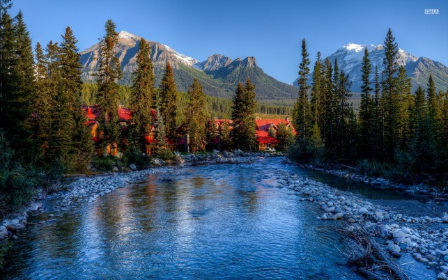 Amazing Alberta Banff Canada wallpapers and stock photos