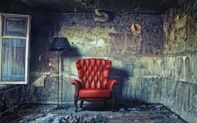 Next: Red Chair