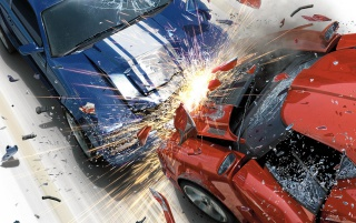 Car Crash wallpapers and stock photos