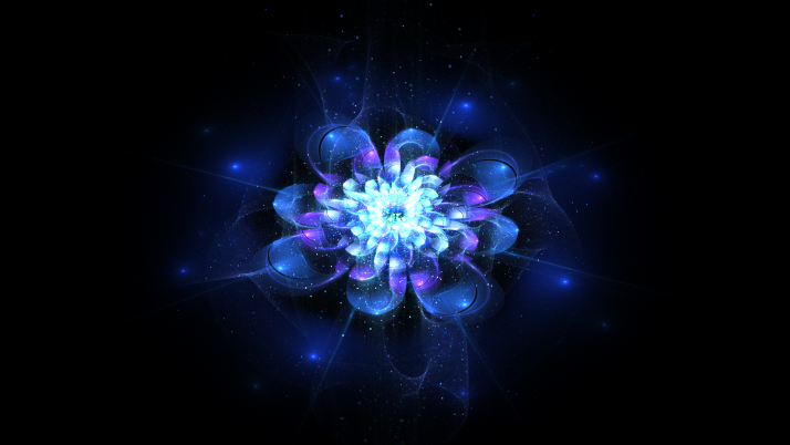 Cosmic Flower wallpapers and stock photos