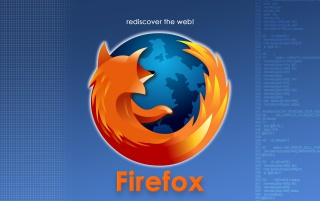 Mozilla Firefox blue wallpapers and stock photos
