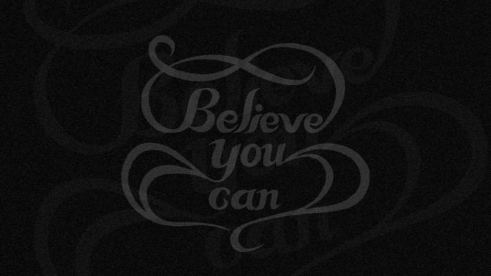Previous: Believe You Can