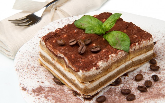 Delicious Tiramisu wallpapers and stock photos