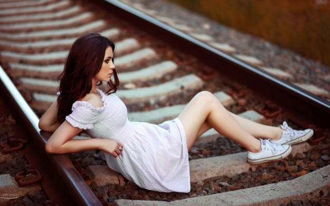 Previous: Sitting On The Rail Road Track