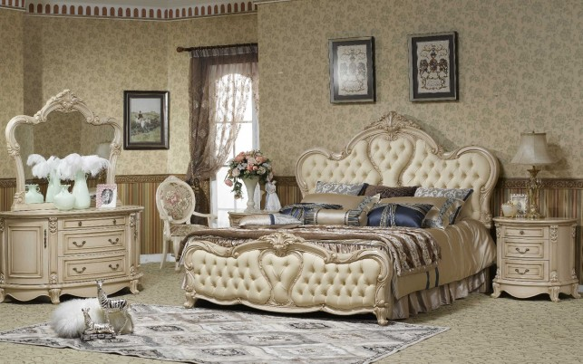 Random: Antique Bed Room