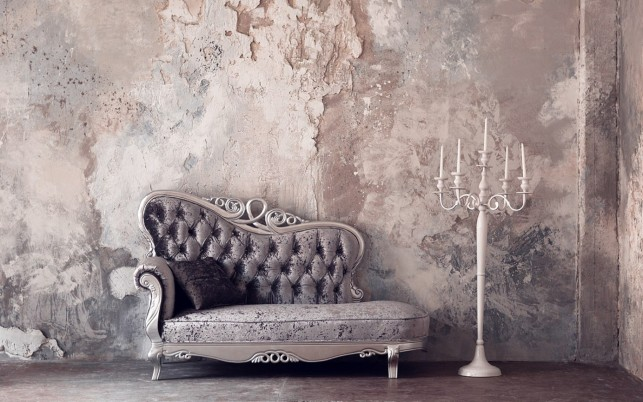 Silver Couch wallpapers and stock photos