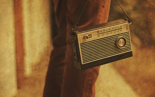 Vintage Radio wallpapers and stock photos