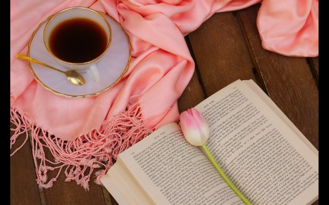 Reading Matter & Coffee wallpapers and stock photos