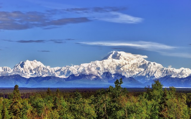 Fabulous Denali Mount Kinley wallpapers and stock photos