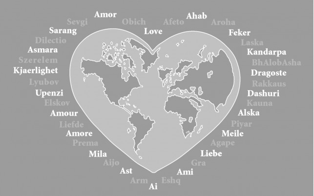 Random: Love Around The World
