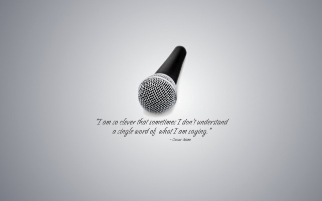 Long Speech Short Sense wallpapers and stock photos